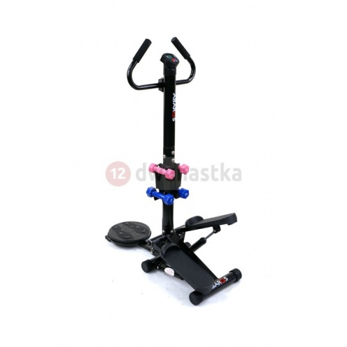 Stepper z twiserem + cieżarki ST-903C